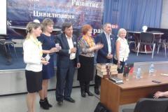 Брейн-ринг 2016 год 1 место по Советскому району и 3 место в городских соревнованиях